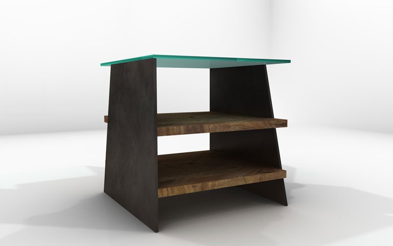 Telesto Side Table