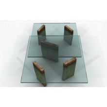 Puck Coffee Table